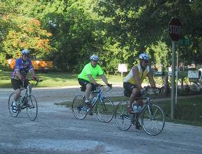 Bicycling in Van Buren County