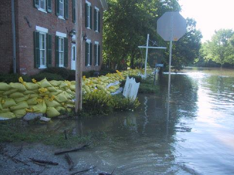 Flood of 2008 1
