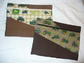 Laptop cover John Deere
